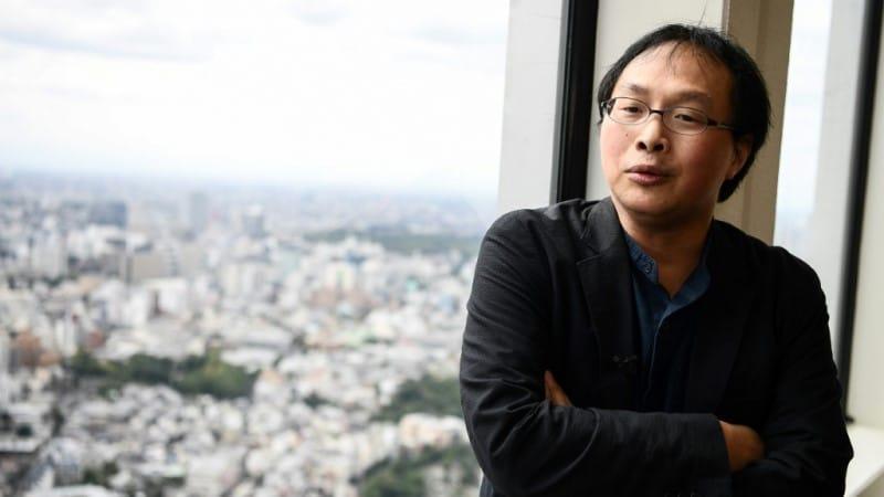 Japanese Director Koji Fukuda