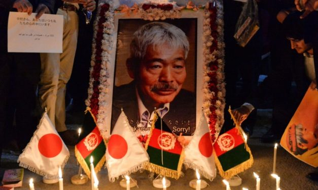 Japanese Doctor Who Dedicated His Life to Helping Afghans Killed in Attack