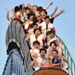 No Screaming Please: Japanese Amusement Parks Prepare for Virus Era