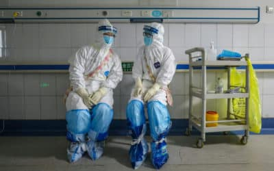 Virus Fight Brings China and Japan Closer Together
