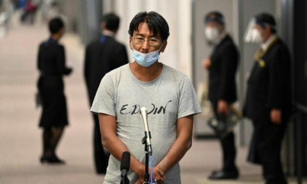 Myanmar Detainees Tell of 'Torture': Freed Japan Journalist