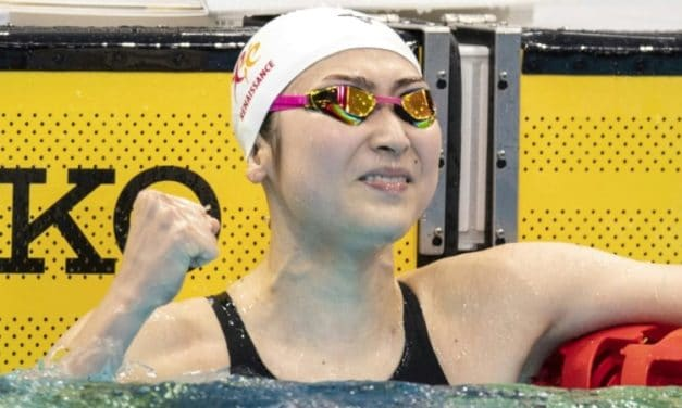 Japan Swimmer Ikee Wins Olympic Relay Spot after Leukemia