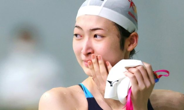 Japan's Ikee, Returning from Leukemia, to Swim Four Events at Olympic Qualifier