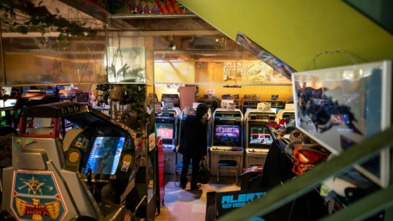 Japan's Arcades