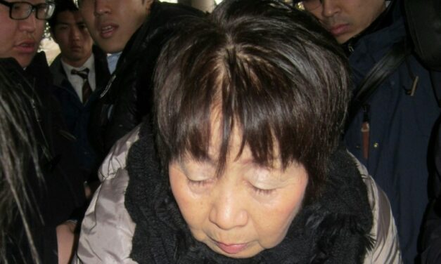 Japan's 'Black Widow' Loses Final Death Sentence Appeal