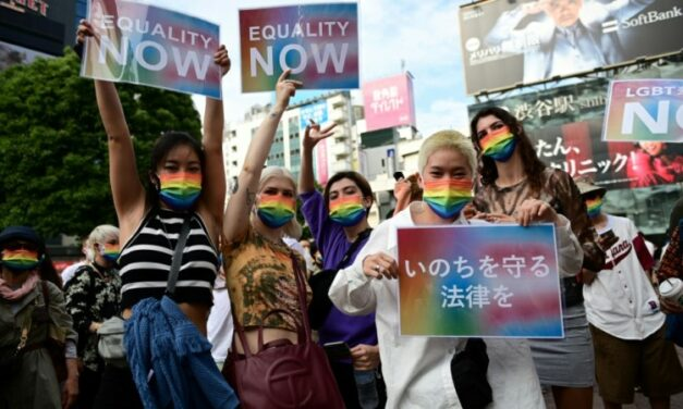 Japan at 'Turning Point' for LGBTQ Rights