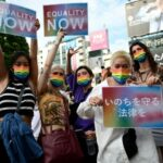 Japan LGBT Activists Push for Legal Protection at Tokyo Protest