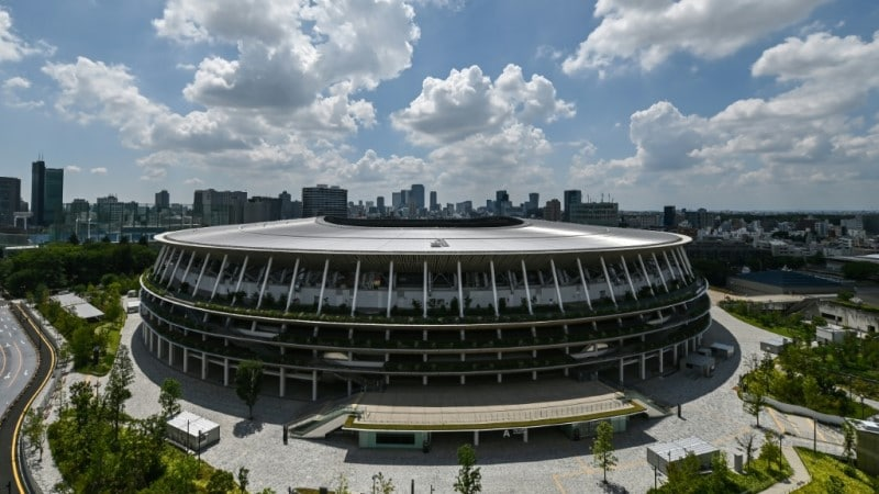 Japans National Stadium
