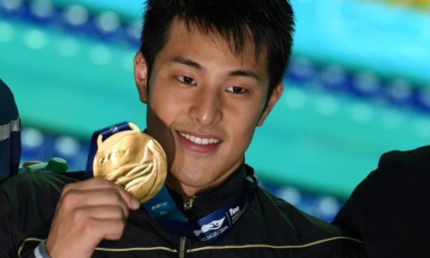 Japan's Top Olympic Swimmer Suspended for Extra-Marital Affair