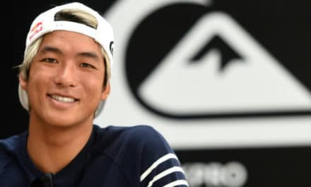Japan Surf Star Hoping to Avoid 'Heartbreaking' Olympic Cancellation