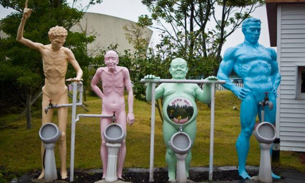 Take A Peek in Korea's Only Sex Theme Park