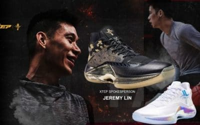 Jeremy Lin Shares Unexpected Inspiration for His Signature Shoe