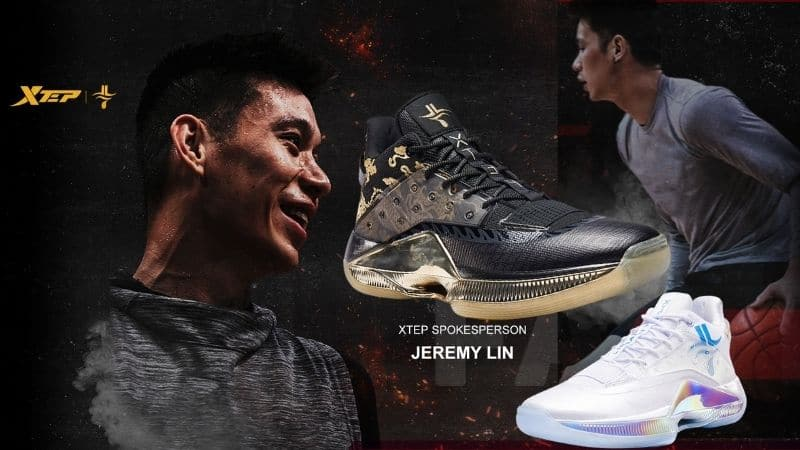 Jeremy Lin - Xtep Shoes