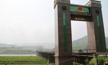 North Korea Opens New Border Crossing In Chinese City