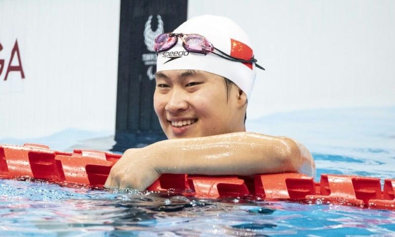 Jiang Yuyan Wins Gold