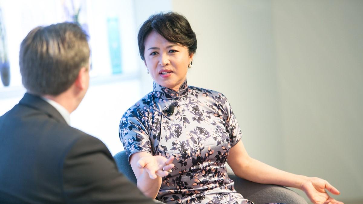 Jin Xing - World Economic Forum