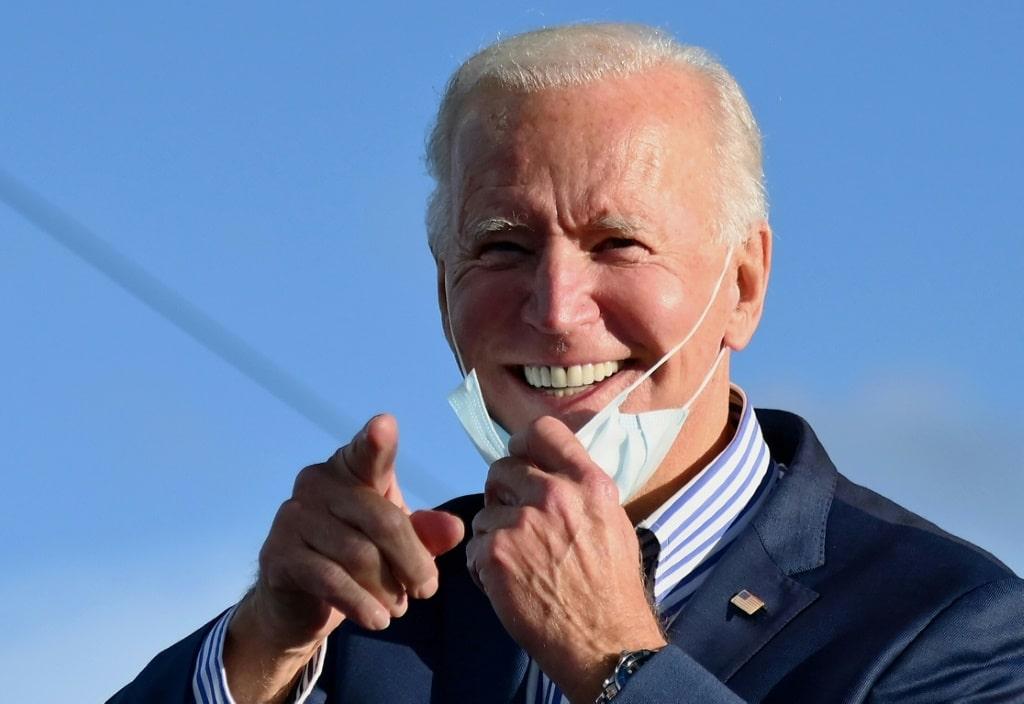 Joe Biden Beat Trump