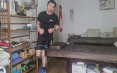 Man Runs Ultra Marathon in Apartment as China Fights Virus