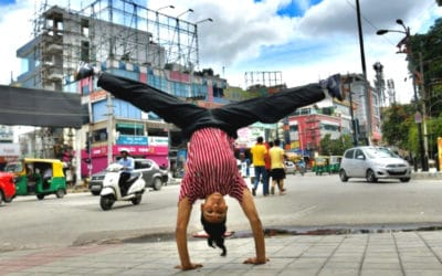 Rare Indian Female Break Dancer Competes for World Title