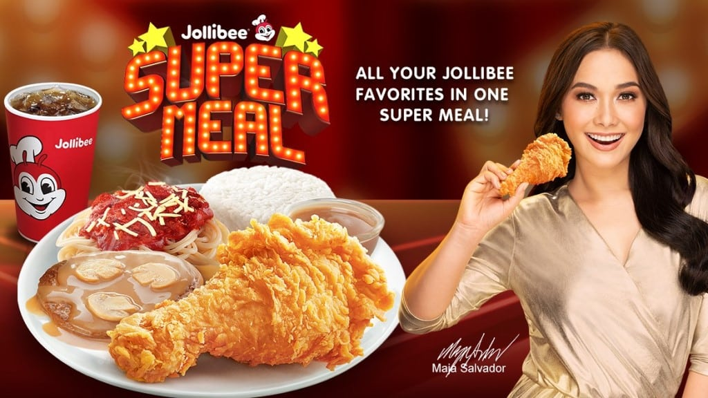 Jollibee Chicken Facebook Campaign