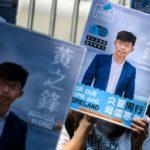 Joshua Wong Blocked from Running for Hong Kong Election
