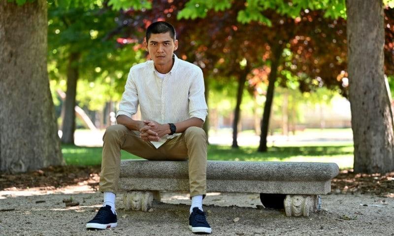 Journalist from Myanmar