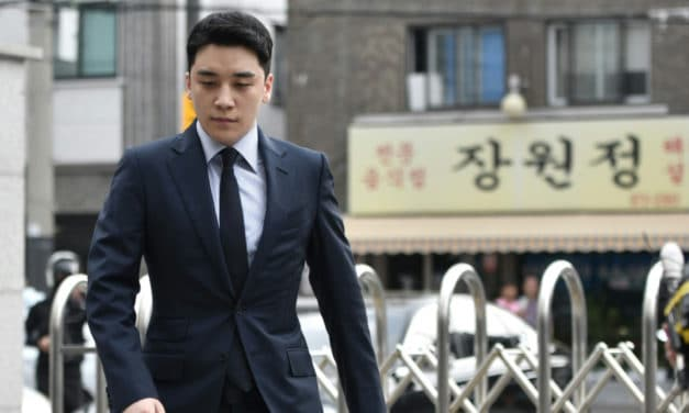 Disgraced K-Pop Star Seungri Enlists in Army