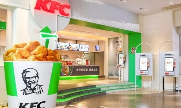 KFC Serving Plant-Based Nuggets in China