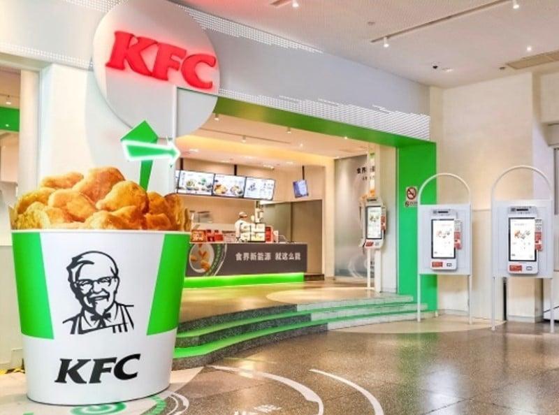 KFC - Chicken Plant Based Promo