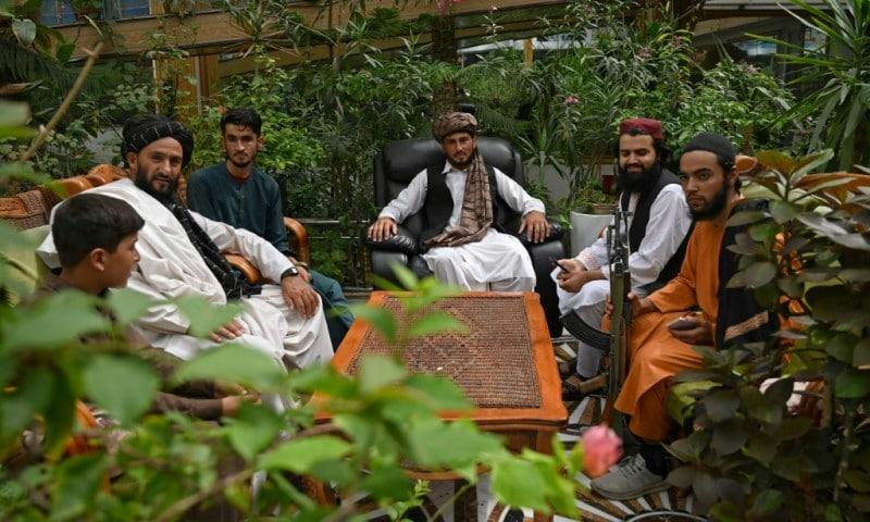 Kabul Mansion of Ex-vice President Dostum