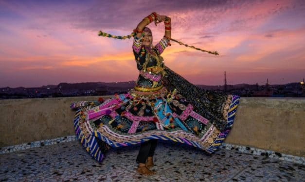 India Gypsy Dancers Struggle to Take Their Art Online