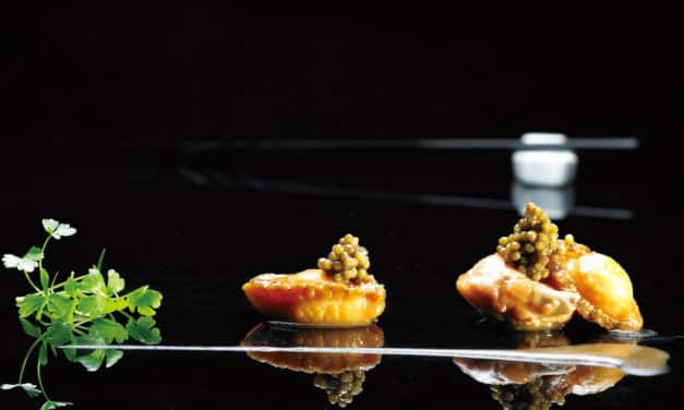 China's Caviar: The Rising Reign in the Culinary World