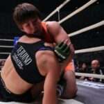 Rousey-Inspired Japan Fighter Shuns Olympics for Shot at UFC Glory