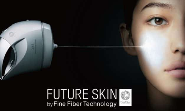 World's First: Japan Firm Develops Second Skin Spray-on Facemask