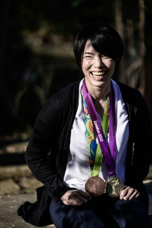 Kaori Matsumoto Gold Medalist