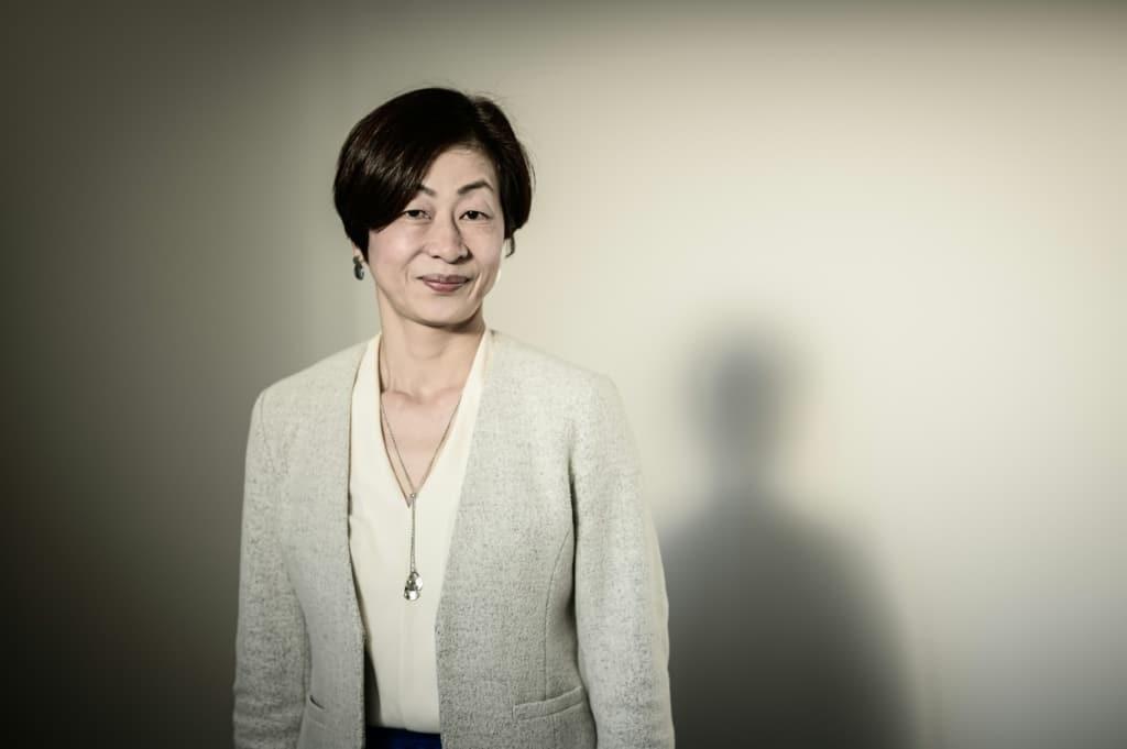 Kaori Yamaguchi Bronze Medalist