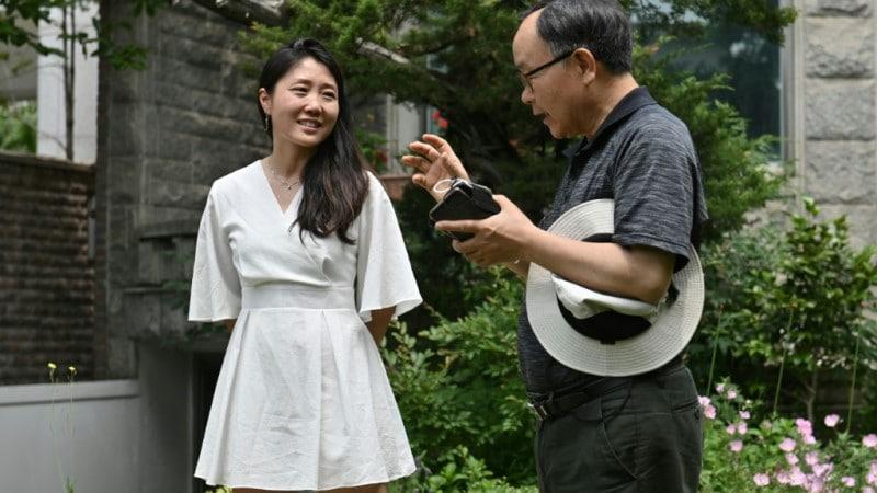 Kara Talks with Kim Do-hyun.afp