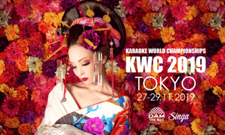 Karaoke World Championships Debut in Japan for the First Time