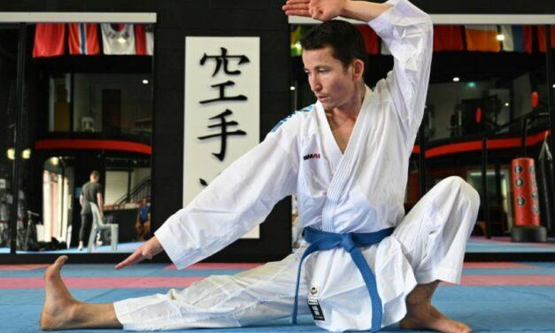 Bruce Lee, Life of Hardship Inspire Refugee's Tokyo Olympics Dream
