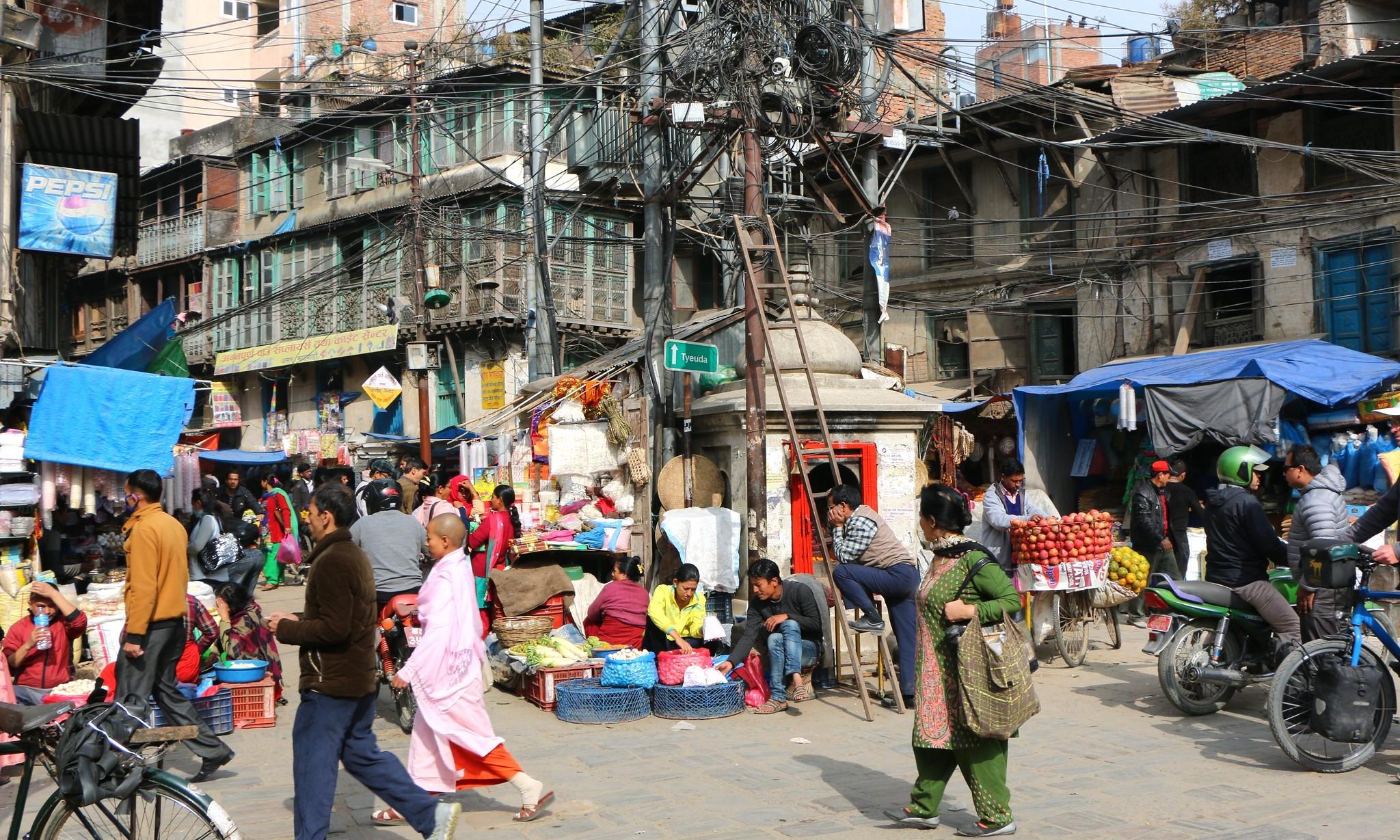 Kathmandu, Nepal - Juan Antonio Segal