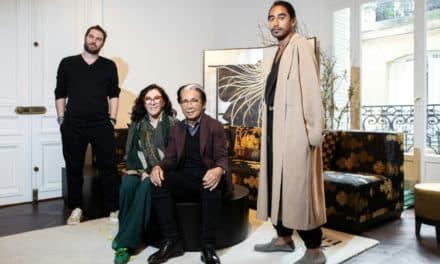 Fashion Legend Kenzo Dives into Interior Design