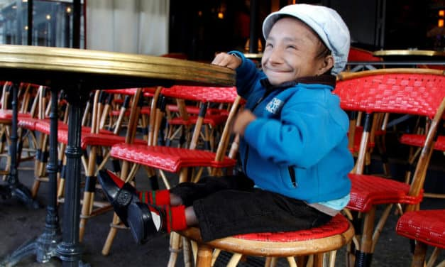 The World's Shortest Man in Nepal Dies at 27