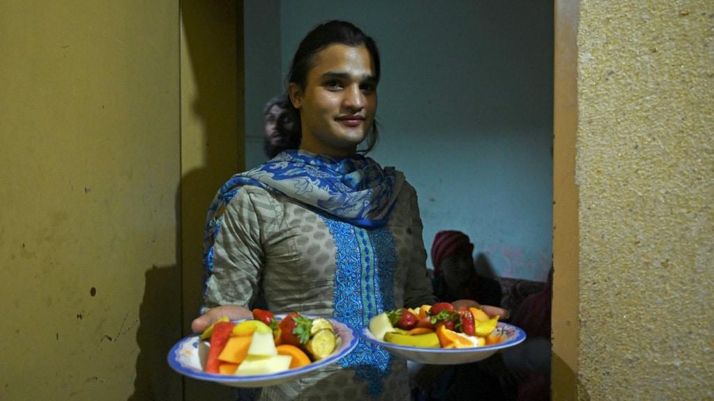 Khawajasiras or Hijras in Pakistan.afp
