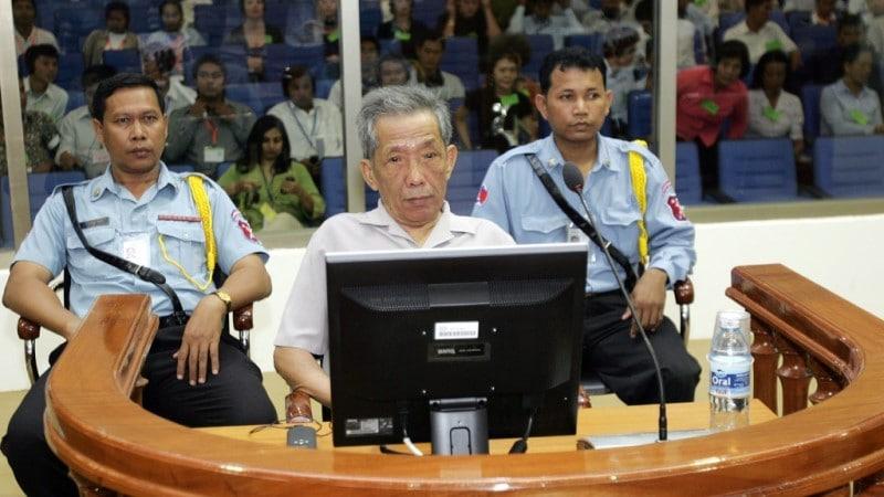 Khmer Rouge Torturer Trial