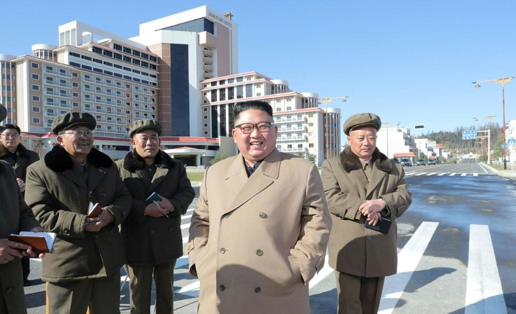 Kim Jong Un Visit