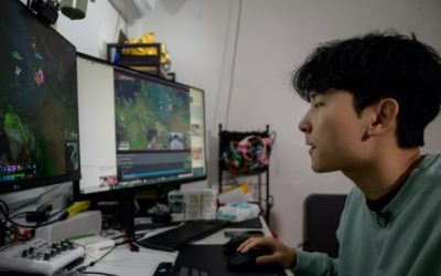 Young, Rich and Racy: South Korea's Livestreamers