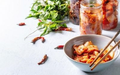 Eat Your Kimchi: Study Shows Fermented Foods Lower COVID-19 Death Rates