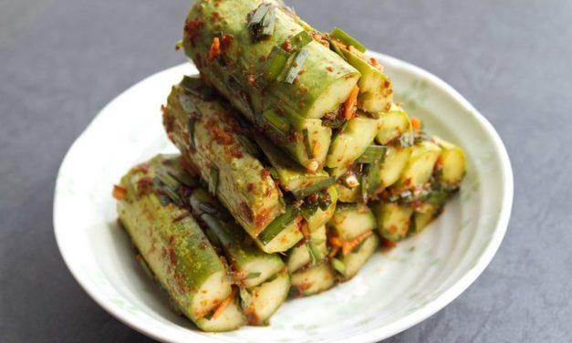 The Rich History of Kimchi