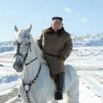 Kim Jong-un's Horseback Riding Signals New Policy Shift
