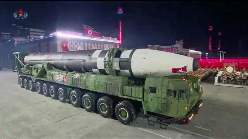 Kim's Latest Weaponry